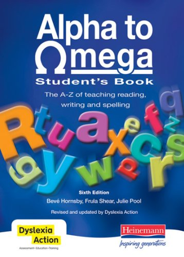 Alpha To Omega Students Book