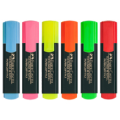 Faber Highlighter 8Pk