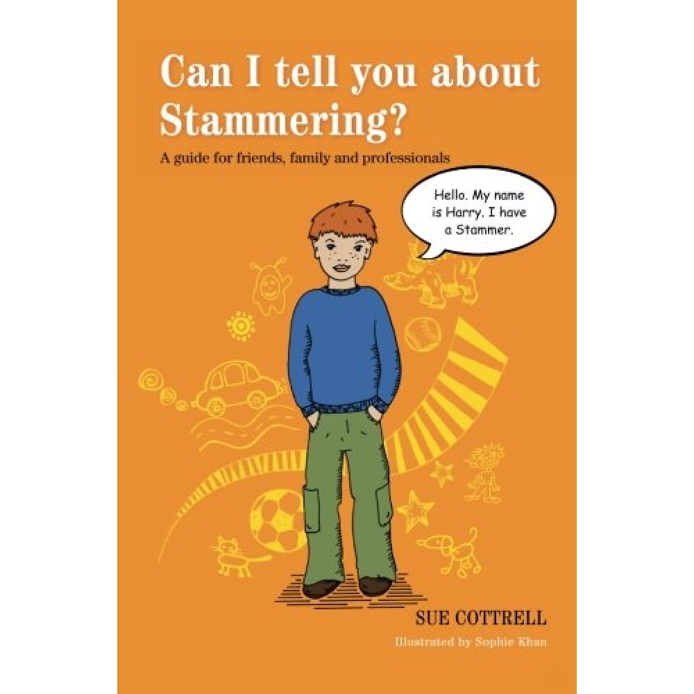 Can I Tell You About Stammering