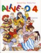 Alive O 4 Text Book (Second Class)