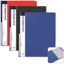 Centrum Display Folder 40 Pocket