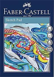 A4 Sketch Pad 50 Sheets (Faber)