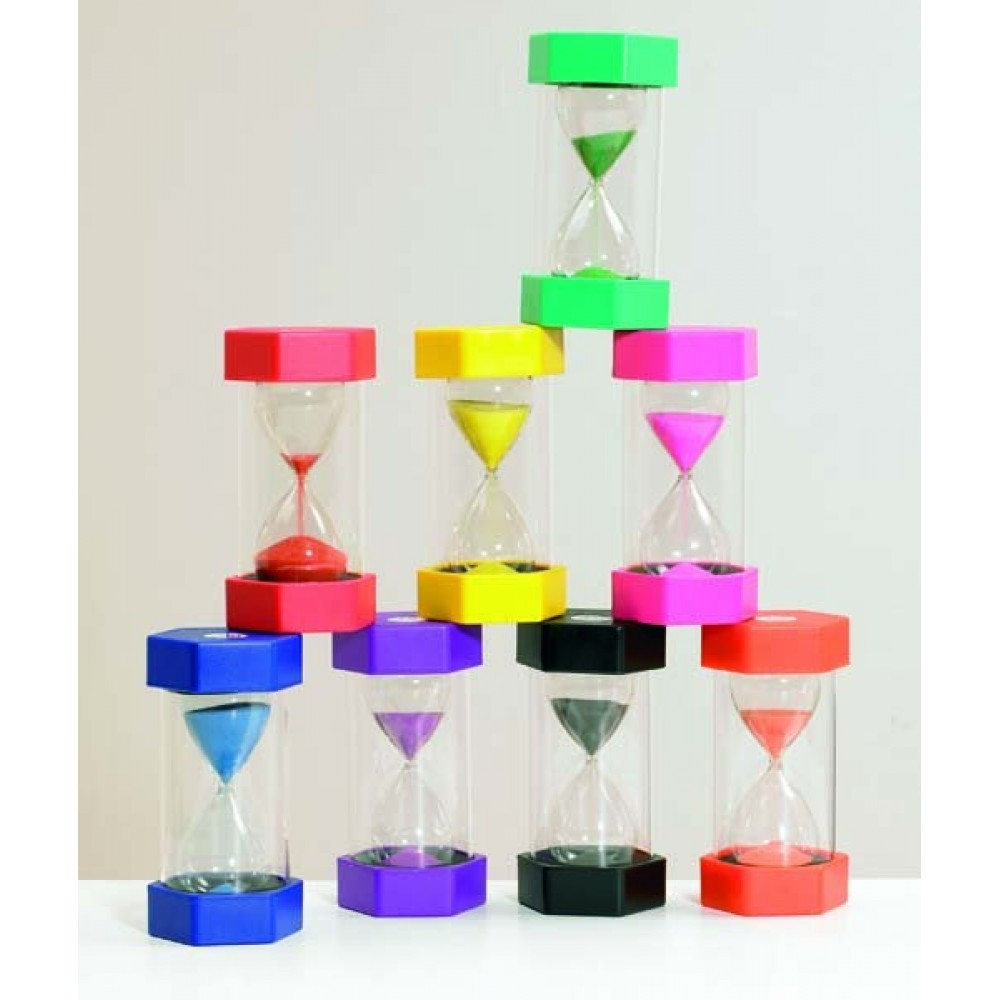 Large Sand Timers 1 Min