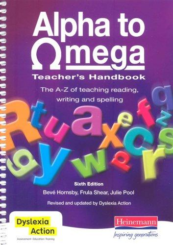 Alpha To Omega Teacher Handbook