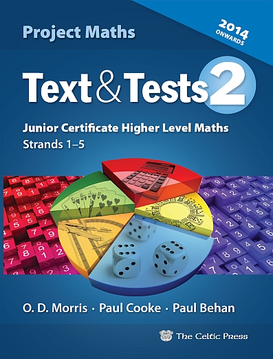 Text & Tests 2 Higher Level Jc 2014+