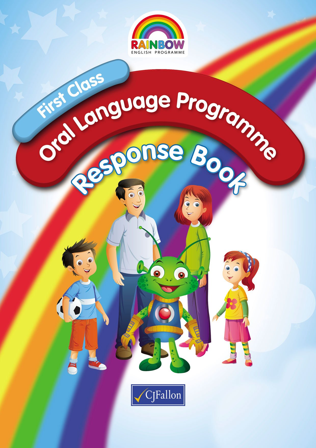 Rainbow Ol Response Bk 1St Class