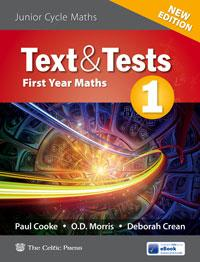 Text And Tests 1 New Edition 2018