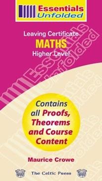 Essentials Unfolded Maths Lc Hl