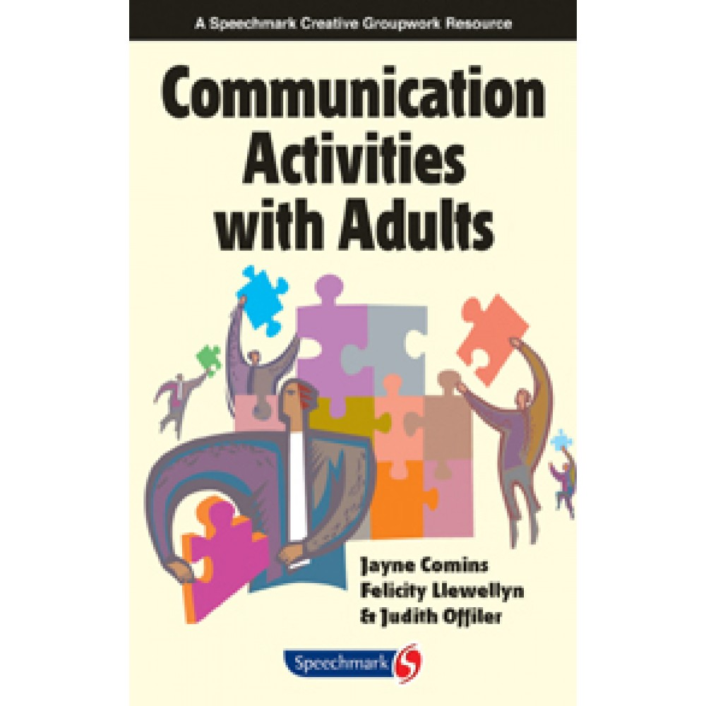 Comunication Activities With Adults