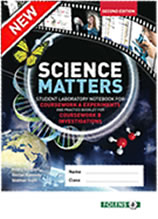 Science Matters Lab Notebook Second Ed