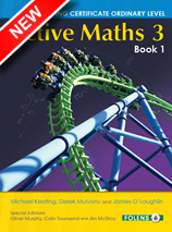 Active Maths 3 Book 1 (&Activity Book)Ol