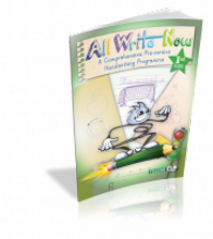 All Write Now First Class Workbook
