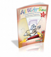 All Write Now Second Class Workbook