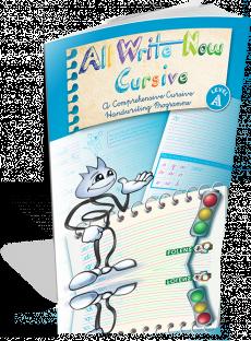 All Write Now Cursive Book A (3Rd)