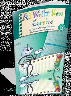 All Write Now Cursive Book B (4Th)