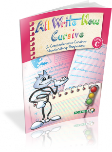 All Write Now Cursive Book C (5Th)
