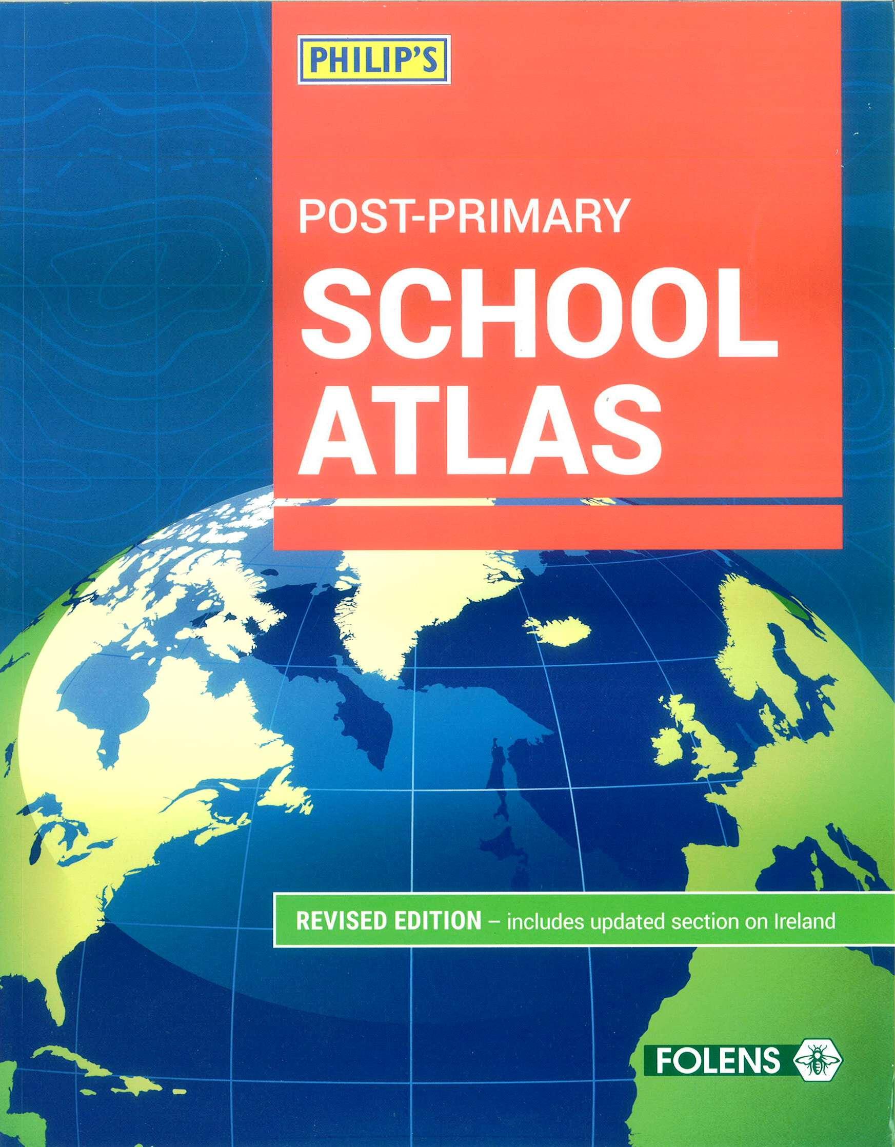 Philips Post Primary Atlas 2016 (New