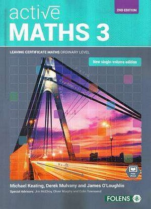 Active Maths 3 2Nd Edition