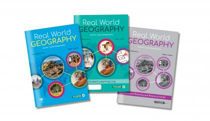 Real World Geography-Junior Cycle