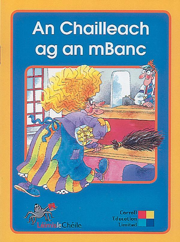 An Chailleach Ag An Mbanc