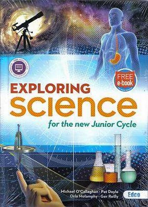 Exploring Science New Jc Cycle Set