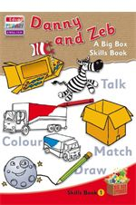 Bba: Danny And Zeb Skills Book