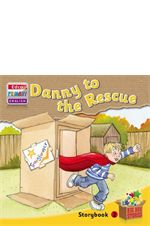 Bba: Danny To The Rescue Storybook 2
