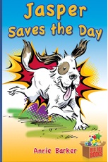 Bba: Jasper Saves The Day (Novel)