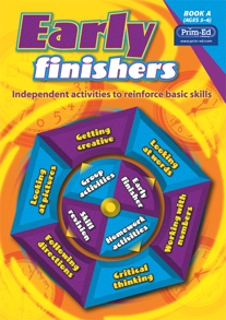 Early Finishers Book A