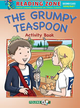 The Grumpy Teaspoon Activity Book 1