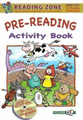Pre-Reading Activity Book Reading Zone