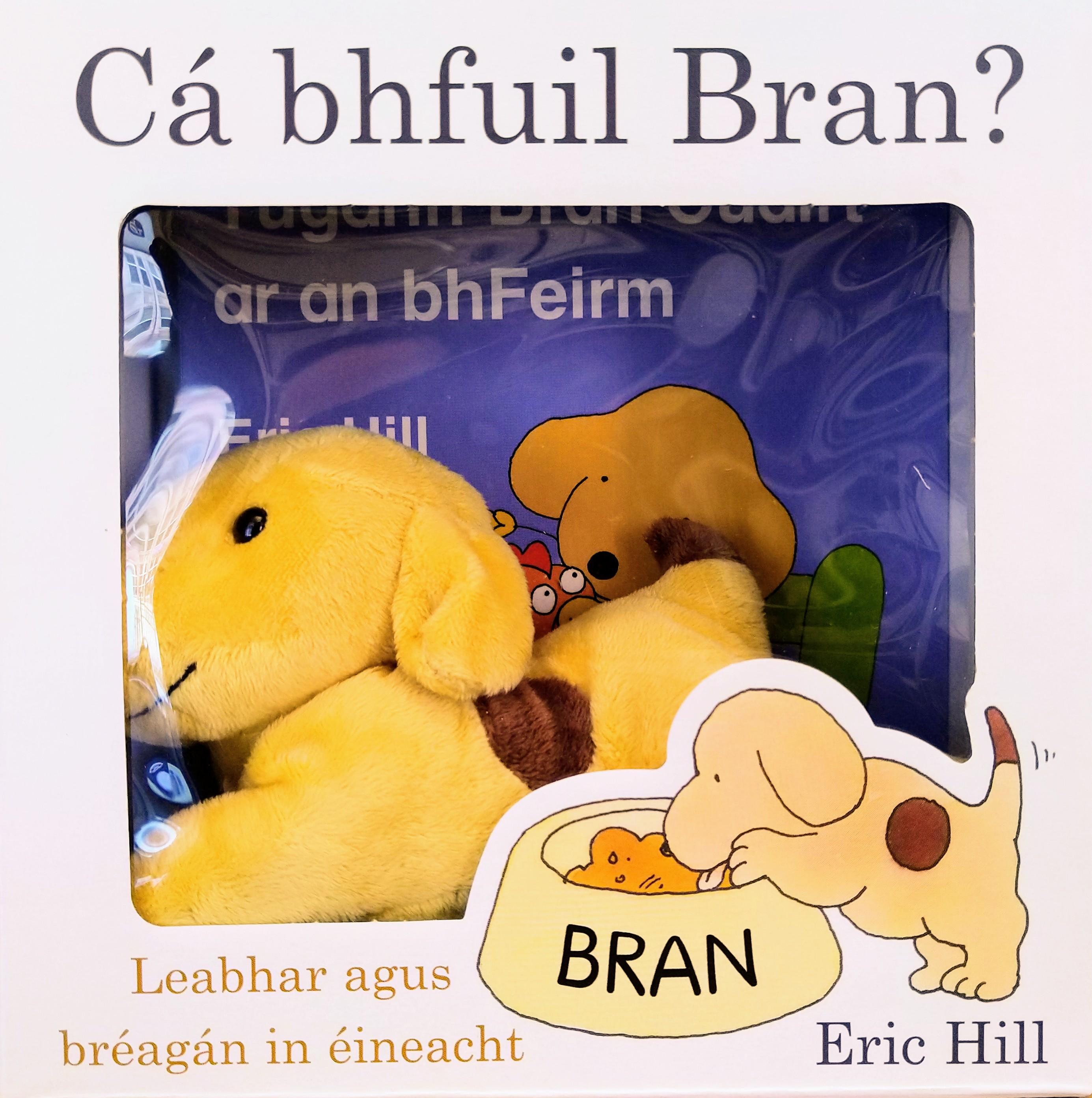 Bran Leabhar & Bregan (Bosca)