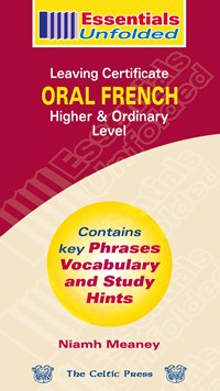 Essential Unfolded Oral French Lc