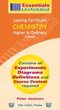 Essentials Unfolded Chemistry Lc