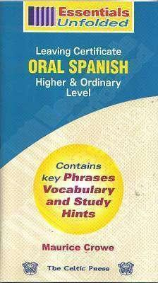 Essentials Unfolded Oral Spanish