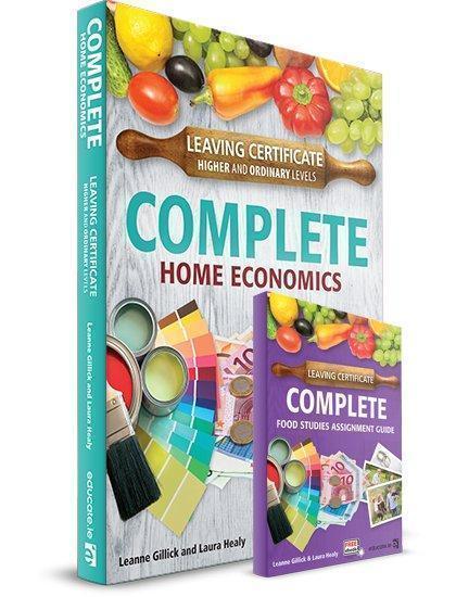 Complete Home Economics Inc Food Studies