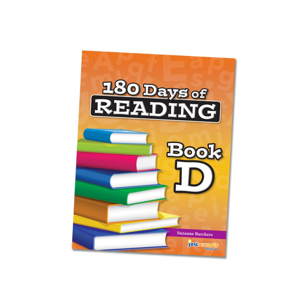 180 Days Of Reading Book D