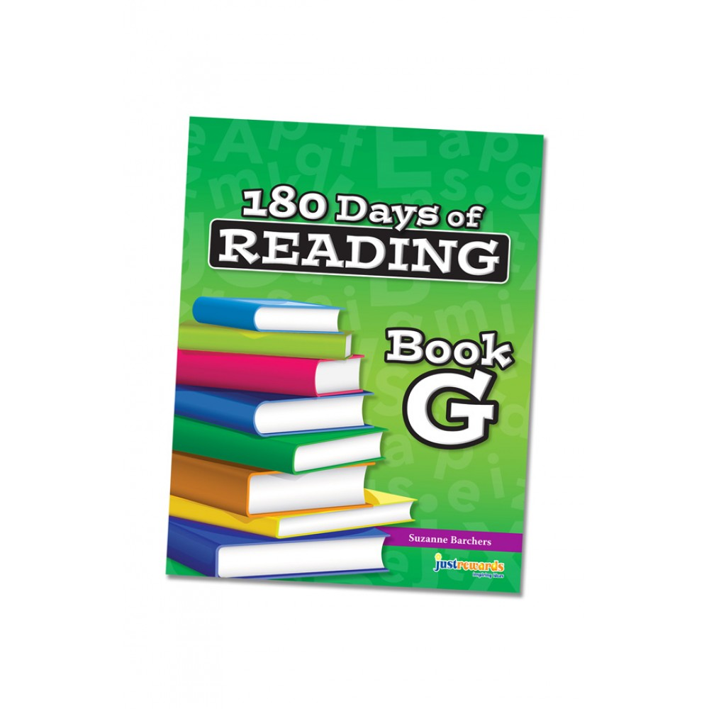 180 Days Of Reading Book G