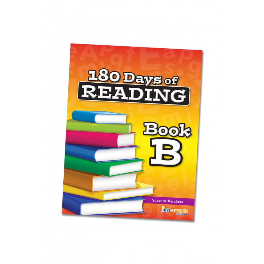 180 Days Of Reading Book B