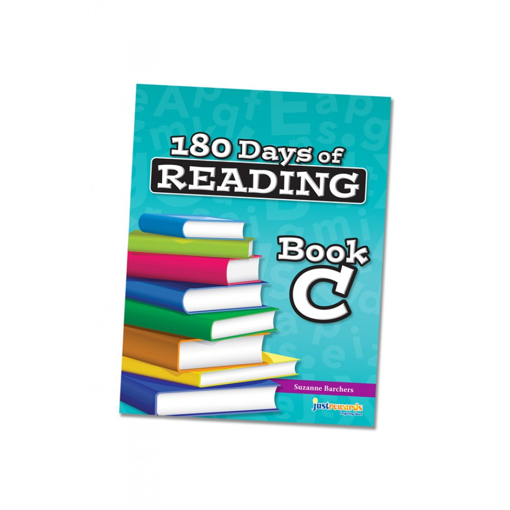 180 Days Of Reading Book C