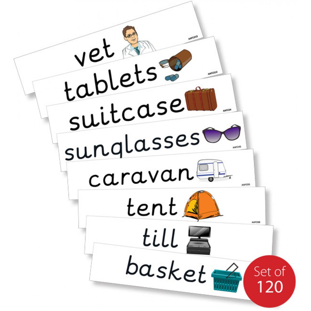 Aistear Activities Flashcards Set 120