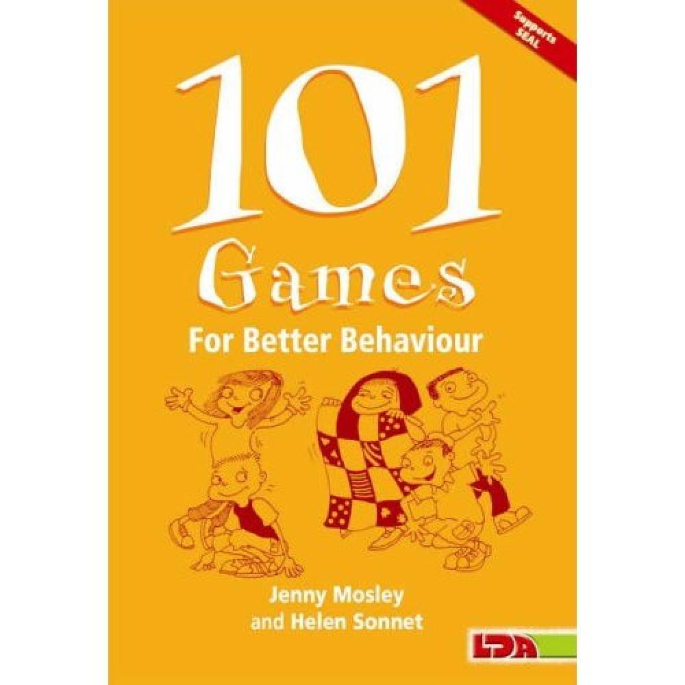 101 Games For Better Behavior