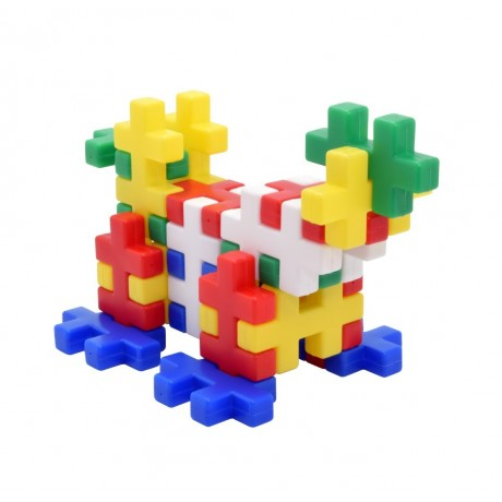 Double Cross Block Set Of 80