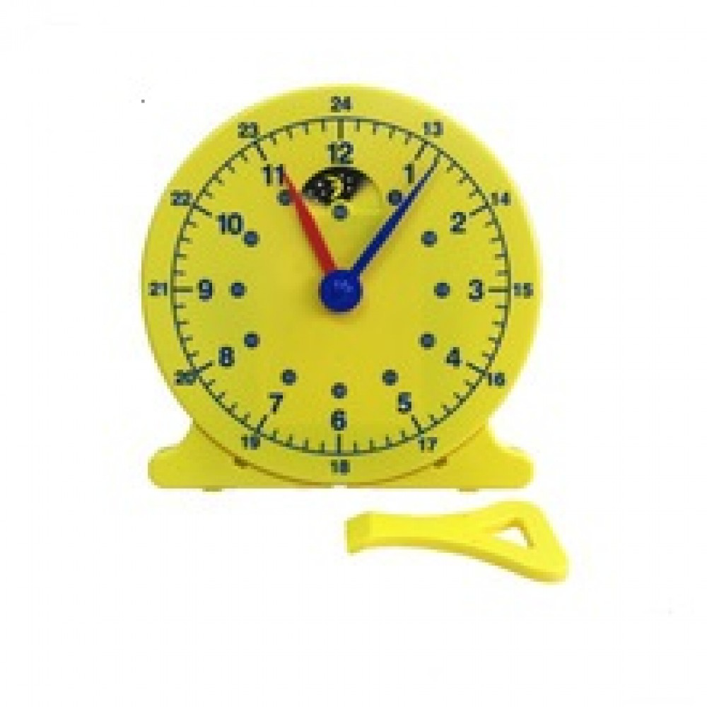 12 Hour Teachers Demonstration Clock 30C