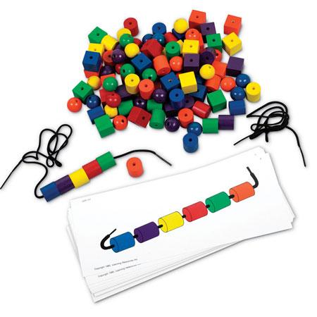 Beads & Pattern Cards Set