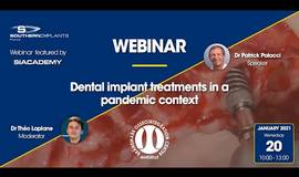 Thumb dental implant treatments in a pandemic context?1612186166
