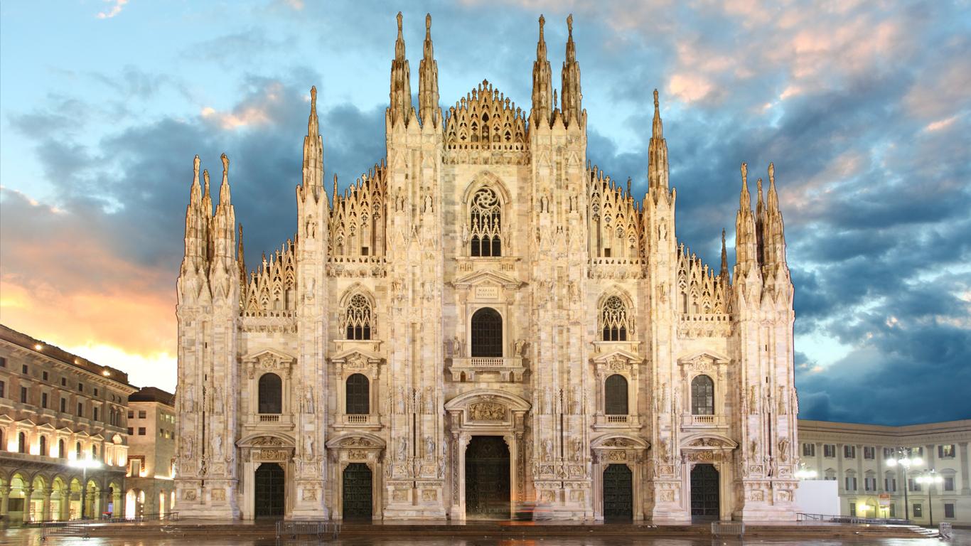 WCD 2019 Milan - Duomo