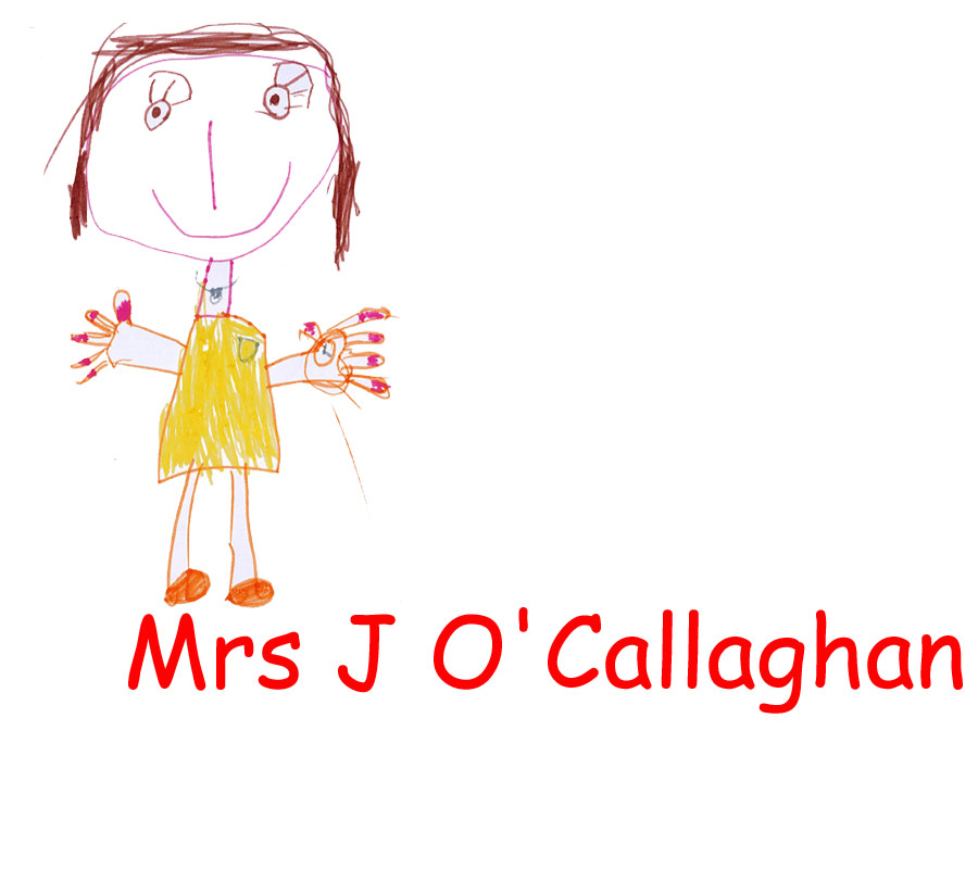 Image of Mrs J O'Callaghan