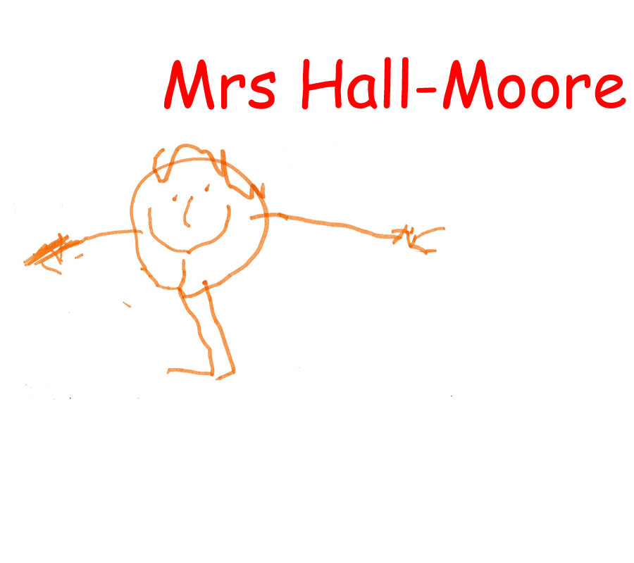 Image of Mrs Hall-Moore