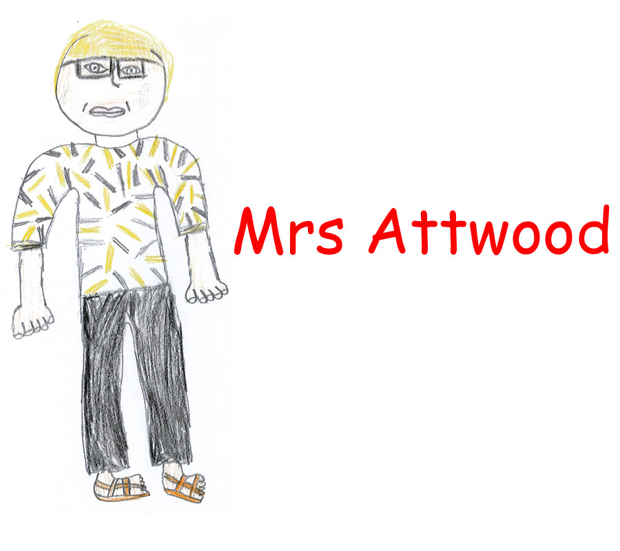 Image of Mrs Attwood
